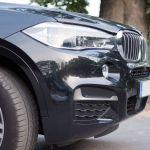 BMW X6 M50d Front Seite
