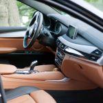 BMW X6 M50d Innenraum