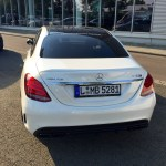 Mercedes-Benz AMG Performance Tour - C63 S