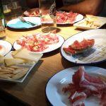 Tapas Bar in Palma de Mallorca