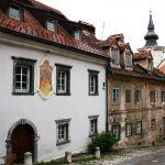 Alt und neu in Ljubljana