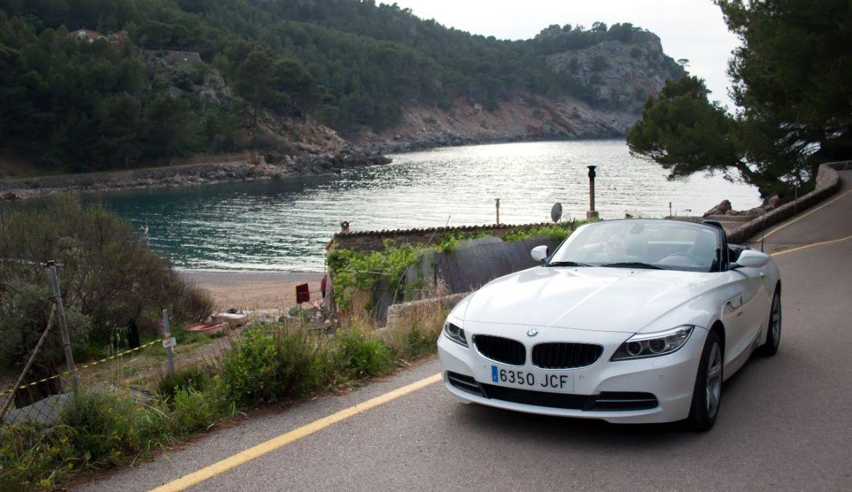 BMW Z4 in der Bucht