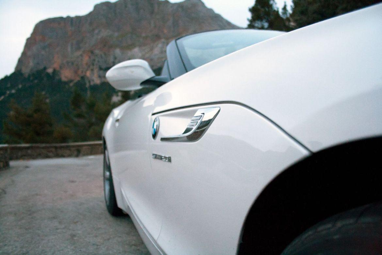 BMW Z4 sDrive Roadster Bergstraße