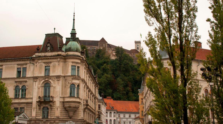 Burg von Ljubljana