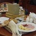 In Room Breakfast Grand Hotel Union Ljubljana