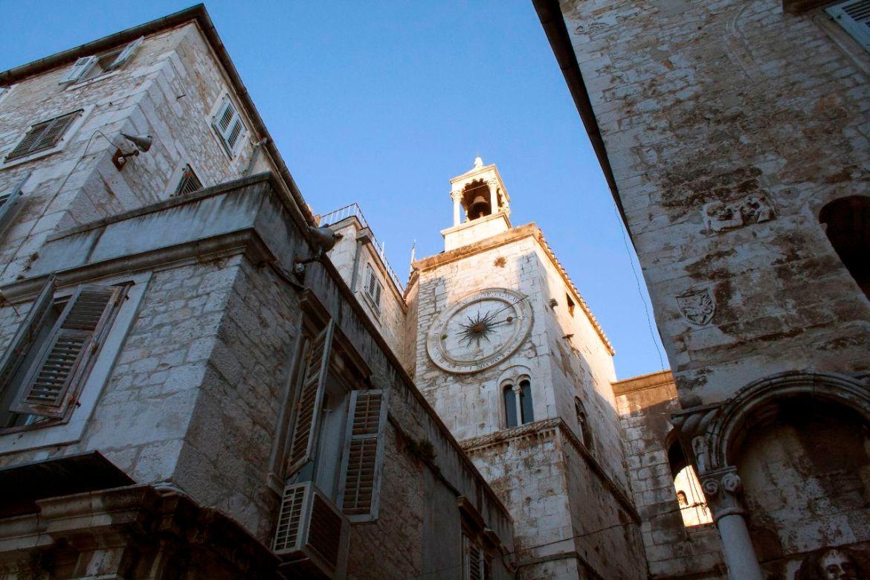 Innenstadt von Split