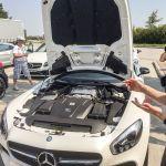 Mercedes-AMG GT S Motor