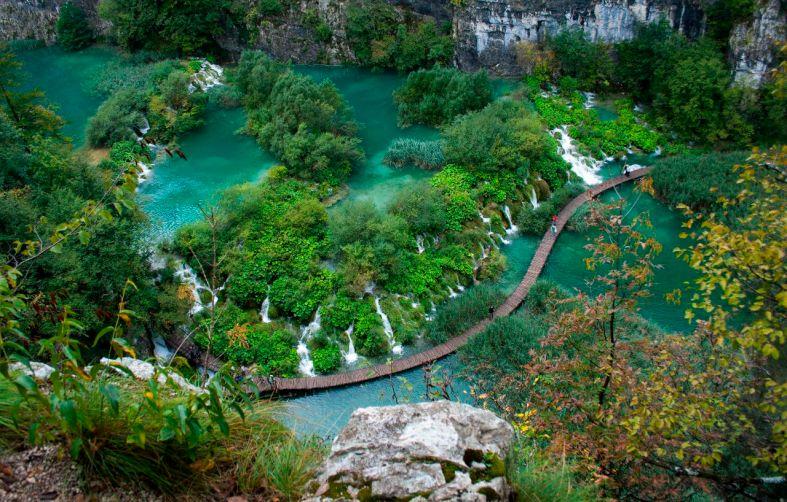 Nationalpark Plitvicer Seen Kroatien (6)