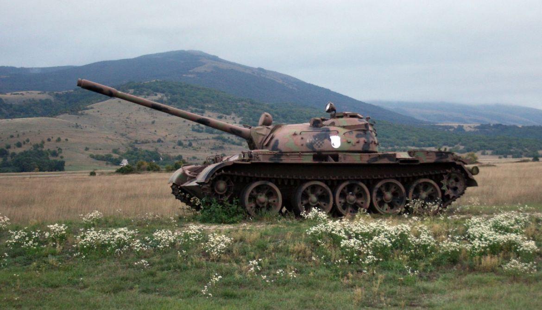 Panzer der Kroatischen Armee