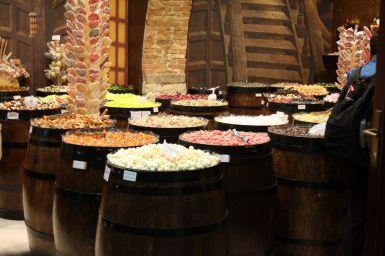 Süßigkeitenladen in Split