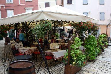 Café in Rovinj