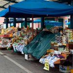 Marktplatz von Rovinj