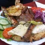 Mjesano meso bei Irma Tima in Mostar