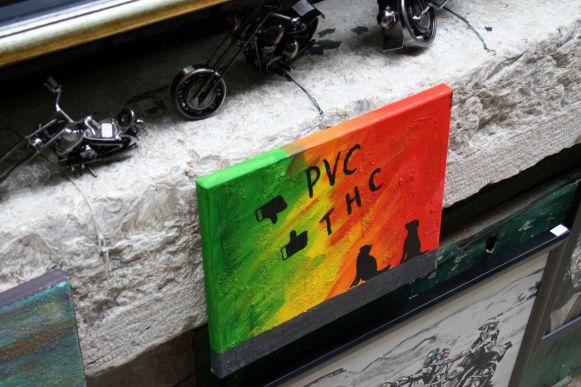 PVC vs. THC