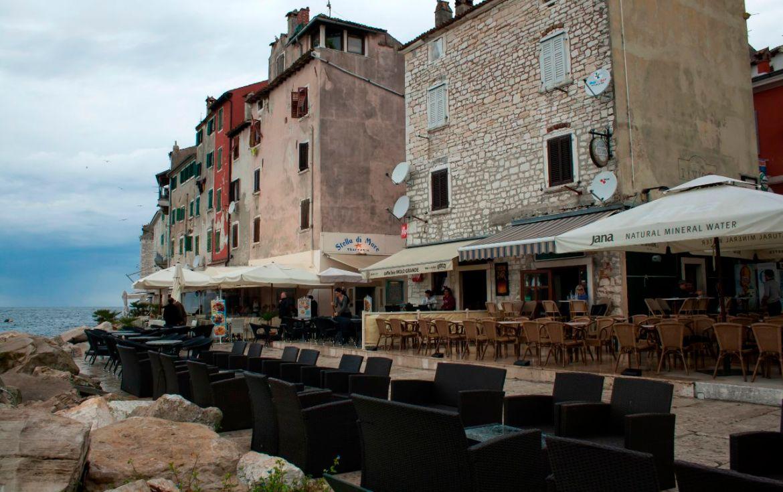 Restaurants in Rovinj