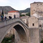 Stari most – alte Brücke in Mostar