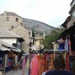 historische, mittelalterliche Altstadt von Mostar (5)