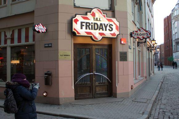 T.G.I. Friday's Riga