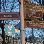 WiFi in Riga