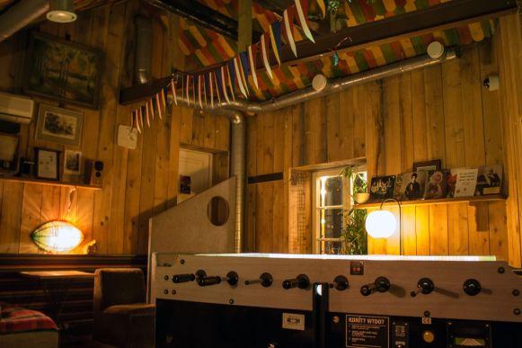 gemütlicher Pub in Riga