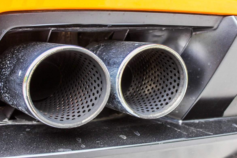 Lamborghini Gallardo LP 560-4 Spyder Abgasanlage
