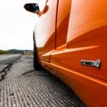 Lamborghini Gallardo LP 560-4 Spyder Seitenlinie
