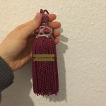 do not disturb tassel