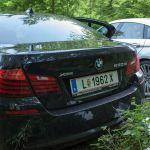 BMW 530d xDrive Heckansicht