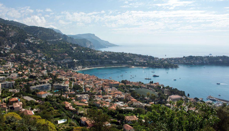 Cotê d'Azur bei Nizza