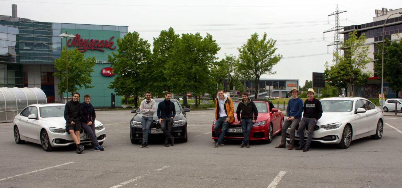 Gruppenbild Siegerehrung OTRARallye 2016