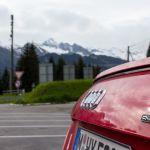 Mit quattro in den Alpen