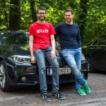 Team Dolce Vita – Daniel & Boris mit BMW 530d xDrive