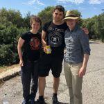 Team Strohhut beschenkt Maik und Maria