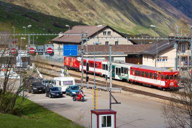 Bahnhof Realp