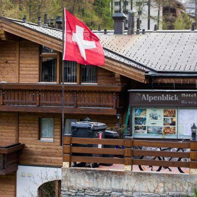 Hotel Alpenblick, Zermatt