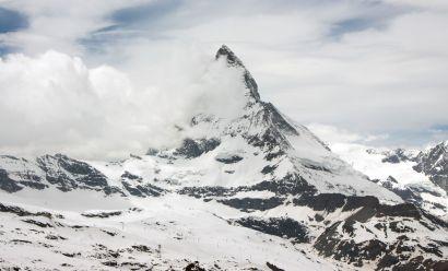 Matterhorn vom Gornergrat aus