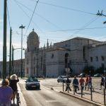 Mosteiro dos Jerónimos Belem Lissabon