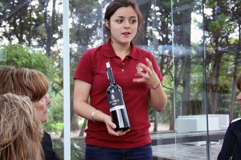 Quinta da Pacheca Weinprobe