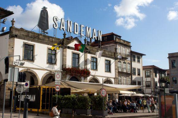 Sandemann Bar Lagos
