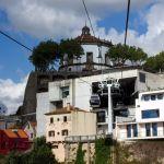 Teleferico de Gaia, Bergstation