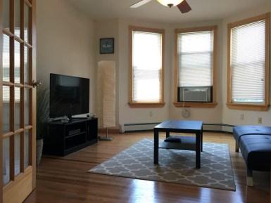 Wohnzimmer Apartment NJ