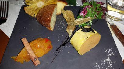 Foie Gras in Paris