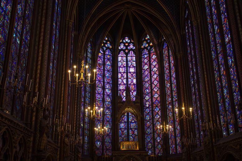 Obere Etage Saint Chapelle