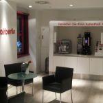 exklusiver Wartebereich Air Berlin Terminal C TXL