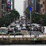 Verkehr in Manhattan