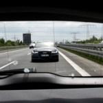 MTM Audi im Rückspiegel