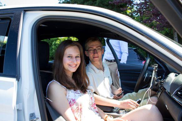 Karol und Janine