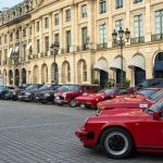 Rallye des Princesses Place Vendome
