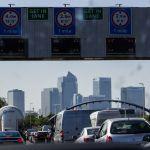 Stadtverkehr in London
