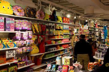 Auswahl bei It's Sugar New York City